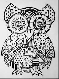 Small Picture beautiful printable adult coloring pages with owl coloring pages