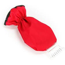 <b>Скребок для льда</b> с варежкой 225012 красный купить по цене ...