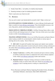 recsports these able resources web casts entries articles and