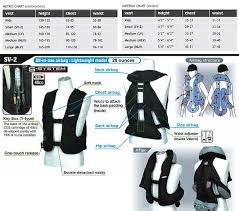 Hit Air Size Chart Hit Air Uk Equestrian Air Vests Safety Adult Hit Air