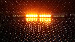 Feniex Fusion 400 Stick Light Dual Color  Ultra Bright LightzFusion Led Deck Lights