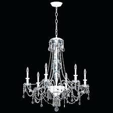 wide chandelier in crystal model ralph lauren circa lighting