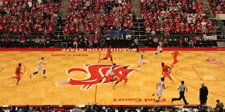 Beasley Coliseum Seating Chart Basketball Cougar Athletic Fund Member Appreciation Mens Basketball