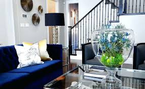 nice living room furniture ideas living room. Navy Gray And Yellow Living Room Grand Blue Furniture Ideas Decorating Pretty Decorative Nice