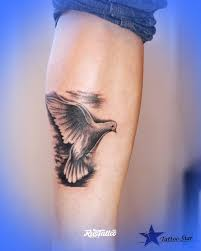 значение татуировки голубь фото и эскизы тату голубь Rustattoo