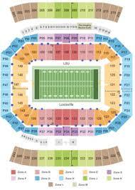 Camping World Stadium Tickets In Orlando Florida Seating