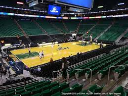Vivint Smart Home Arena Seat Views Section By Section
