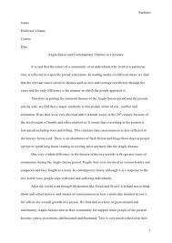 sample college narrative essay co sample college narrative essay