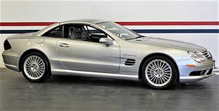 2003 mercedes benz sl55 amg roadster review report print car article k62. Pick Of The Day 2005 Mercedes Benz Sl55 For Performance Daily Usability