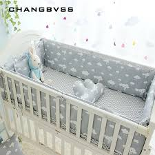 crib bed set newborn crib bedding set bed linen cotton baby cot bedding set include crib