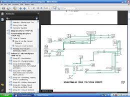 com colorized mustang wiring diagrams ebook wiring diagram screenshot of a colorized vacuum diagram