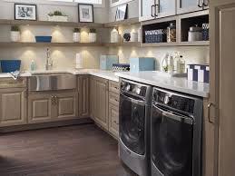 Diamond Kitchen Cabinets Lowes Diamond Reflections Merrin Maple Seal Laundry Room Inspiration