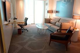 Mandalay Bay Two Bedroom Suite Magic Of Miles My Favorite Part Of A Delano Las Vegas Suite