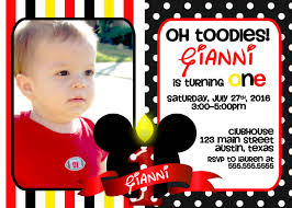 mickey mouse 1st birthday invitations free a276994fc4b91252543493fe1400d81d