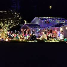 Christmas Lights In Olympia Washington Where To Find Christmas Lights In Vancouver And Surrounding
