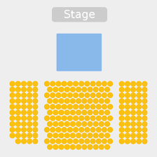 Tower Theater Seating Chart Keller Williams Tickets Sat Mar 14 2020 At 8 00 Pm