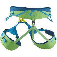 Edelrid Harness Size Chart Mens Jay Iii Climbing Harness Green Pepper M