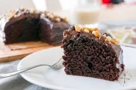 Eggless Chocolate Cake No Mixer Needed Easy And Delicious