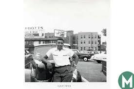 Leonard T Miller • Writer for Motor Sport Magazine