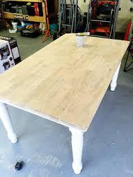 Kitchen Table Makeover Kitchen Table Makeover Bower Power