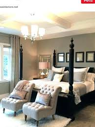bedroom decorating ideas with black furniture. Brown Furniture Bedroom Decor Grey Colors For Wall Color Black . Decorating Ideas With S