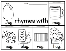 Small Picture 154 best Phonic awareness rhyming images on Pinterest Rhyming