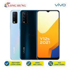 Mã SKAMPUSHA7 giảm 8% đơn 250k]Điện thoại Vivo Y12s 2021 (3GB/32GB) - Hàng  chính hãng