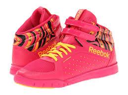 reebok dance shoes. reebok dance urlead mid 2.0 sneakers candy pink/neon orange shoes s