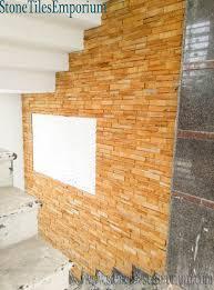 Brick Design Tiles India Provide A Wall Cladding Natural Stones In Bangalore India