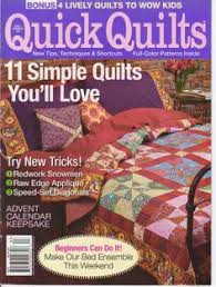 Quilting, Instruction, Magazine Patterns by Fons and Porter by ... & Quick Quilts magazine 83 Fall 2007 4 kids by beththebooklady, $2.99 Adamdwight.com