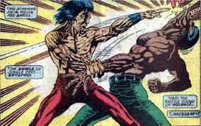 it s contextually important when considering marvel s main asian character of the 70s who in case you were wondering is a master of kung fu
