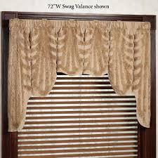 swag window valance