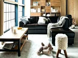 Black leather couches decorating ideas Room Ideas Sa Ating Black Leather Couch Decor Sofa Decorating Ideas Nativeasthmaorg Extraordary Black Leather Couch Decor Sectional Ideas Kylemorin
