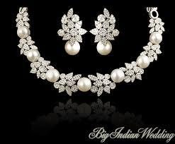 diamond and pearl chandelier earrings google search