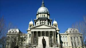 Illinois state capitol placed on brief ...