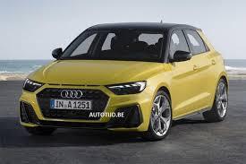 Leaked Audis Sportier 2019 A1 Sportback Www Carsales Com Au