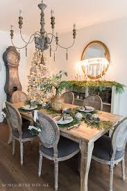 french dining room with