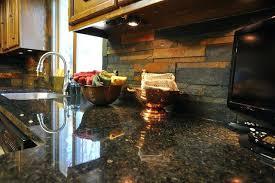 backsplash ideas for black granite countertops. Backsplash Ideas With Dark Granite Countertop And Tile Eclectic Kitchen Supreme Surface Inc For Black Countertops S