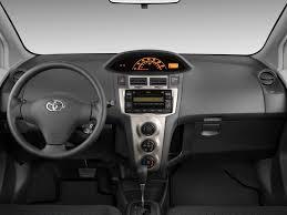 Image: 2011 Toyota Yaris 3dr LB Auto (GS) Dashboard, size: 1024 x ...