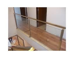 Perceba como a escada fica bonita e mais segura com essa estrutura! Klarit Vidros Espelhos Corrimaos E Guarda Corpos Para Sua Obra Atendemos Em Atibaia