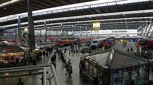 Image result for munich hauptbahnhof