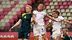 Tokyo Olympics: USWNT draw Australia ...