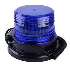 12v Blue Strobe Light 12v Beacon Rotate Strobe Light Blue