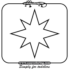 Small Picture Easy Star Coloring PagesStarPrintable Coloring Pages Free Download