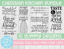 Antonyms for give us this day our daily bread. Christian Kitchen Svg Cut File Bundle So Fontsy