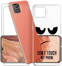 Amazon.com: Case for Oppo A73 2020 6.44 Inch, with [2 x Tempered Glass  Screen Protector] KJYF Clear Soft TPU + Hard PC Ultra-Clear Anti-Scratch  Anti-Yellow Case for Oppo A73 2020 - DU05