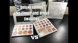 carli bybel deluxe edition palette review should you it now in ulta s