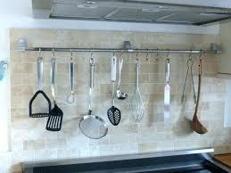 hanging kitchen utensils on wall utensil rack hooks magnetic utensils kitchen utensil hooks
