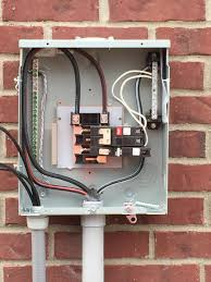 swimming pool wiring electric equipment many times the technician will recommend a panel to be installed in the area around the majority of where your pool equipment is to