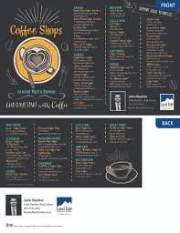 Sip on some of the freshest java in centennial at 303 coffee co. Coffee Shops Metro Denver Land Title Marketing Solutions